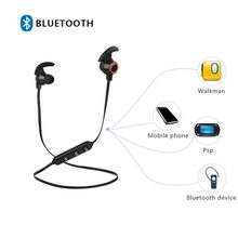 BT11 Magnetic Bluetooth Wireless Headphones In-ear Mobile Phone Headphones Neck-mounted Sports Headphones with Mic Black silent disco complete system black led wireless headphones quiet clubbing party bundle 30 headphones 3 transmitters
