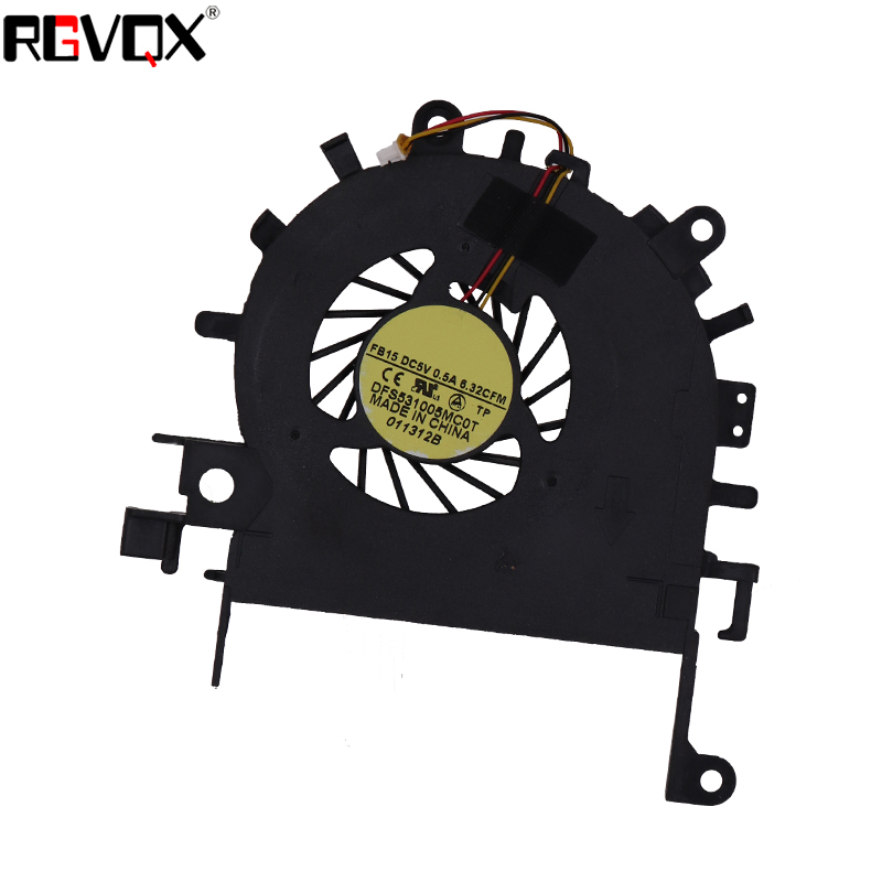 Купить с кэшбэком New Laptop Cooling Fan For Acer aspire 4250 4552 4552G 4739 4739Z PN: KSB06105HA AB7305HX-ED3 DFS531005MC0T CPU Cooler