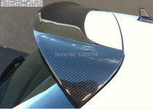 VW GTI R20 MK6 CARBON FIBER REAR ROOF SPOILER/WING ADD-ON GOLF CARBON SPOILER GOLF R20 ROOF SPOILER