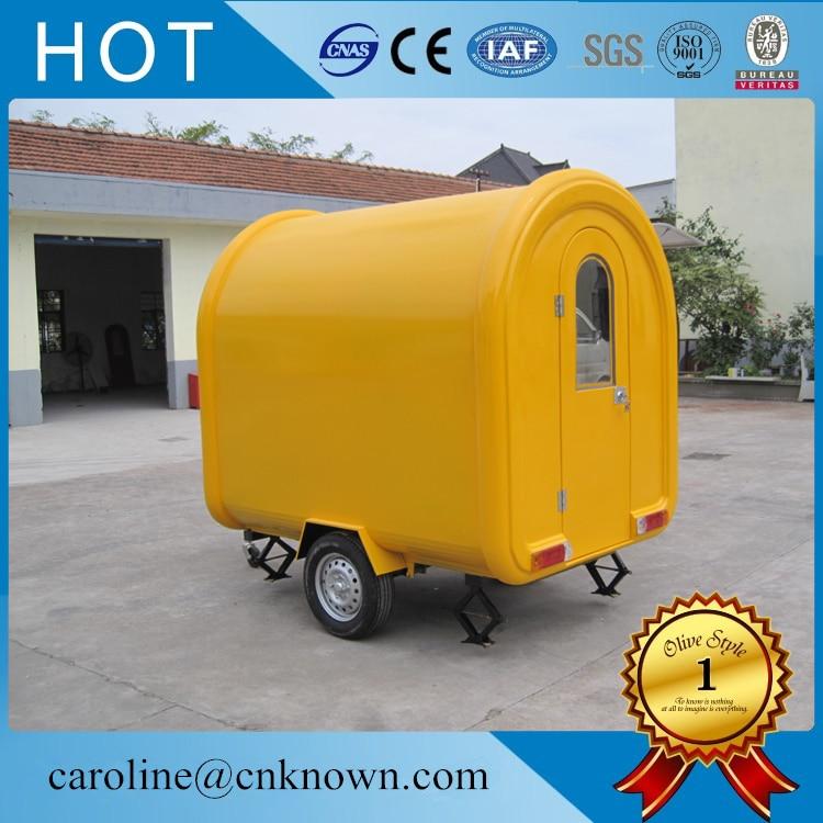Уличная тележка для еды Мороженое Venidng передвижной фургончик еда киоск для продажи