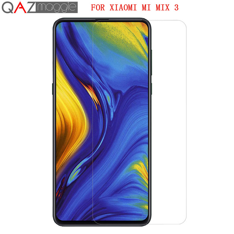 Xiaomi Mi Mix 3 Glass 0.26mm 2.5D Clear Screen Protector Tempered Glass For Xiaomi Mi Mix 3