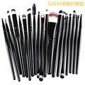 High Quality Makeup Brushes 20pcs/lot Beauty Foundation Blush Eyeshadow Blending Synthetic Hair Make up Brush Set Maquiagem