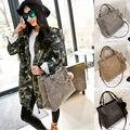 1Pc New Fashion Women Handbag Shoulder Bag Messenger Large Tote Leather Ladies Purse