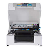 Factory direct selling 3D effect A3 t-shirt printer with white ink AR-T500