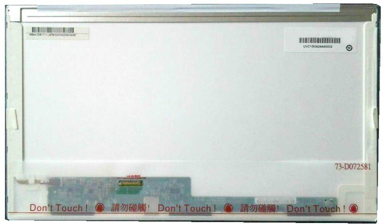Genuine 15.6 inch Laptop LCD Screen Display Matrix Panel Replacement N156BGE-E11 B156XTN02.6 For Lenovo T540P EDP 30pin 1366x768