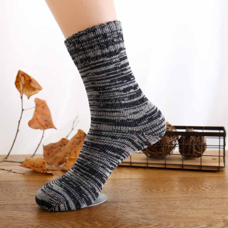 Warm Socks Men Wool Fashion Soft Winter Essential Comfortable High Quality Men Thicken 1 ...