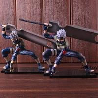 Anime NARUTO Shippuden Kakashi Hatake Kubikiribocho Ver. PVC Kakashi Action Figure Collectible Model Toy