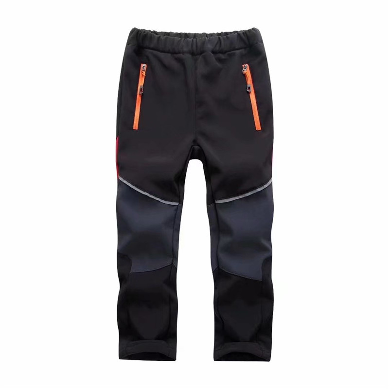 C1801 Waterproof Autumn Winter Children Patchwork Keep Warm Trousers Kids Boys Girls windproof waterproof Sport Children Pants c4520 brand autumn winter children patchwork keep warm trousers kids boys girls windproof waterproof sport children pants