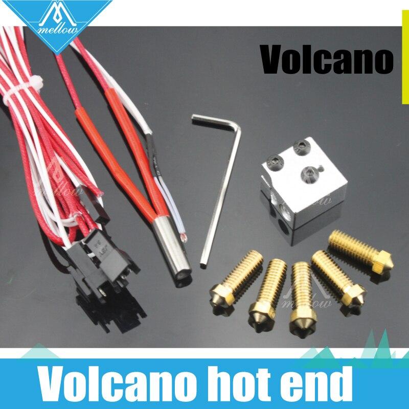 ¡ NUEVO! piezas de la impresora 3D erupción Volcán Simple reemplazar el extremo