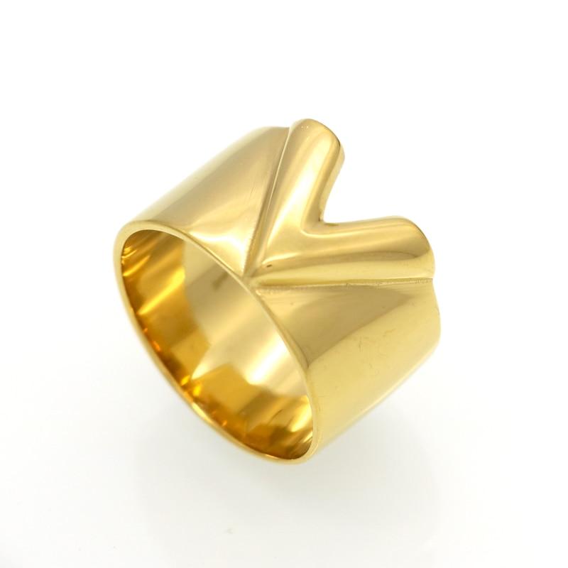 BORASI Fashion Luxury Berömda Märke Smycken Män / Kvinnor Ring - Märkessmycken - Foto 2