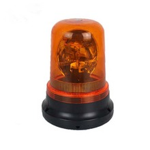 37W Rotating Strobe Warning Light Car Roof Beacon for 12V Engineering Vehicles Schoolbus Halogen Lamp цена