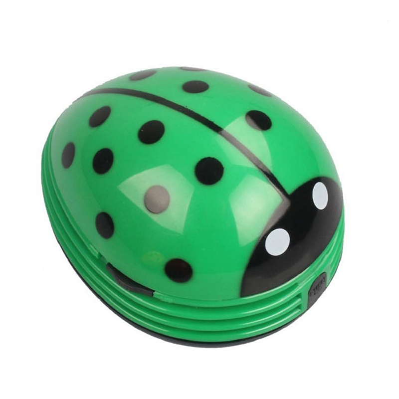 VIECAR Mini Beetle Aspirateur Mini Petite Voiture Cleaner Aspirateur Creative Cadeaux
