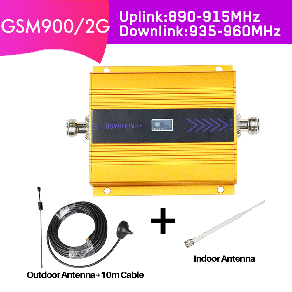 GSM Mobile Cellular Signal Repeater Amplifier 20dBm Cellphone Booster 2g Repetidor De Sinal Celular 900mhz phone signal boosterGSM Mobile Cellular Signal Repeater Amplifier 20dBm Cellphone Booster 2g Repetidor De Sinal Celular 900mhz phone signal booster