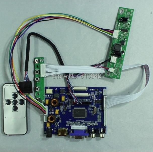 HDMI+VGA+2AV+Audio Control board VS-TY2668-V1 for 9.7 1024x768 Lcd panel LP097X02 LTN097X02 aputure digital 7inch lcd field video monitor v screen vs 1 finehd field monitor accepts hdmi av for dslr