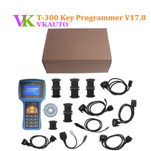 Professional T300 Trasponder Key Programmer V17.8 English or Spanish Version for Optional Free Shipping