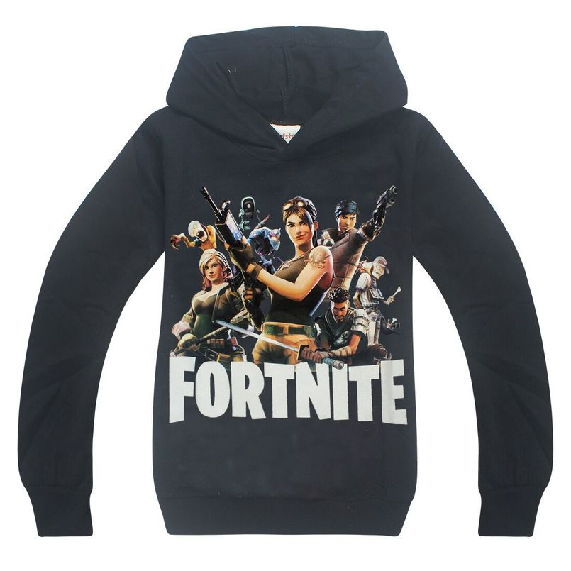 Summer game style T-Shirt for Children 2018 Kid costume Baby Fortnite Pattern t shirt Casual Girls Top Tees groot Boys T-shirt