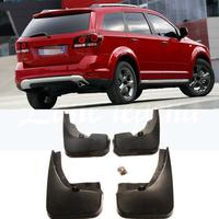 Mud Flaps Mudflaps Splash Guard Mudflap Mudguard Fender Front Rear For Dodge Journey Fiat Freemont 2009 2018 2017 Car Styling