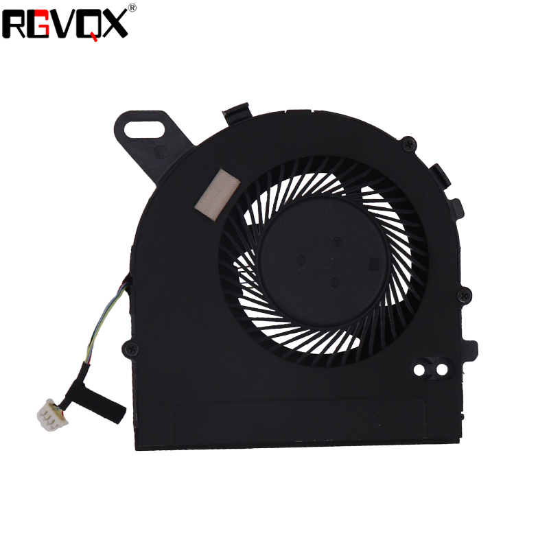 Купить с кэшбэком New Laptop Cooling Fan For DELL Inspiron 15 7560 15-7560 Vostro 5468 5568 Original PN: DC28000ICR0 CPU Cooler Radiator
