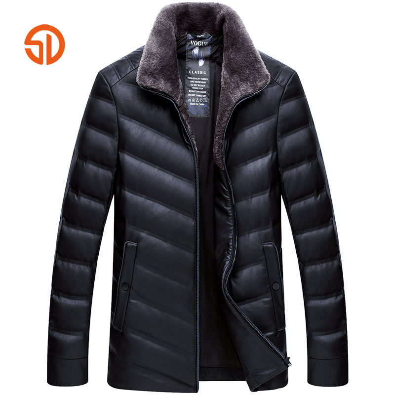 Mens Winter Jackets Coat Warm Men's Jacket Casual Outerwear Business Jacket And Coat Stand Collar Plus Size M-3XL Men Clothing clothing mens winter jackets coat warm men s jacket casual outerwear business medium long coat men parka hooded plus size xxxl