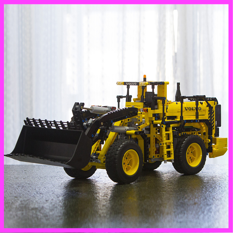 NEW LEPIN 20006 technic series 1636pcs L350F wheel loader Model Building blocks Bricks Compatible with 42030 Children Gift детские товары по уходу за ребенком brand new f l b26 sv007054 sv007054 f l