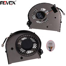 New Laptop Cooling Fan For HP OMEN 15-5010NR 5000 Q001TX 5114TX 5113TX Left Right Original CPU Cooler Radiator