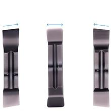 10 шт. MGGN150/MGGN200/MGGN250/MGGN300/MGGN400/MGGN500 R L JM режущие твердосплавные вставки для нержавеющей стали