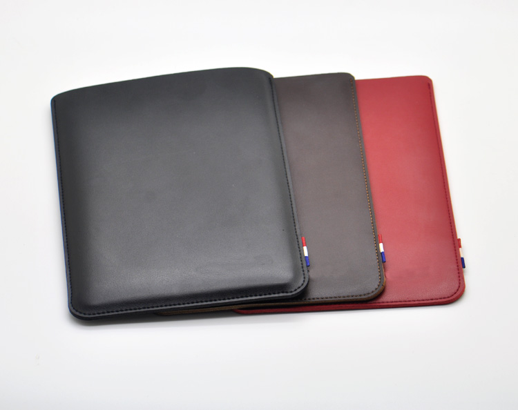 New Arrival Hot selling ultra-thin super slim sleeve pouch cover, vintage microfiber stitch case for Galaxy TabPro S W700 new arrival hot 100