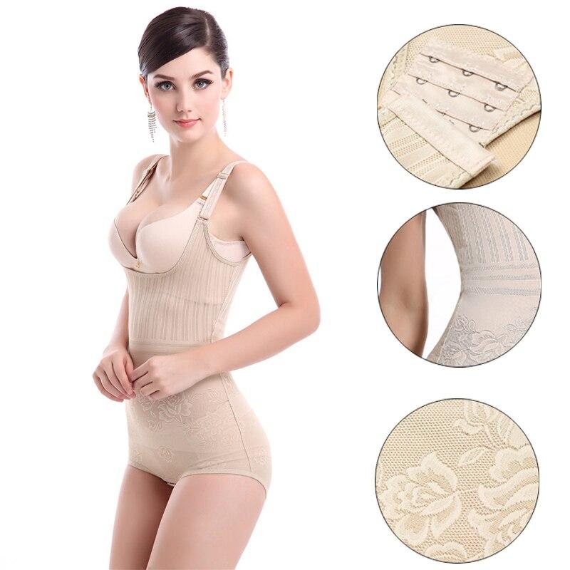 Women Tummy Control Shapewear Brief Postpartum Recover Body Shaper Slimming S3XL