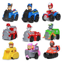 Paw Patrol Dog Puppy Anime Toy Action Figure Model Patrulla Canina Toys For Children Gifts