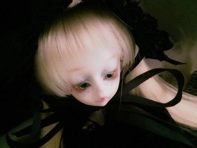 stenzhorn    BJD body pattern doll 1/6 spot sale 2