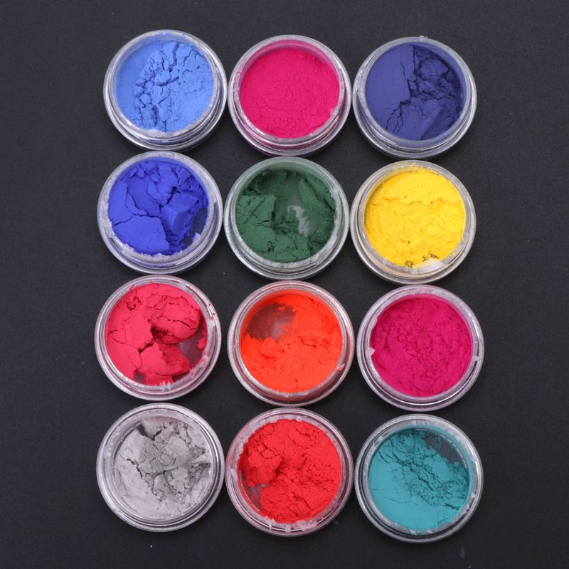 Thermochromic Pigment Activated At 31  Nail Powder Color Change Resin Jewelry