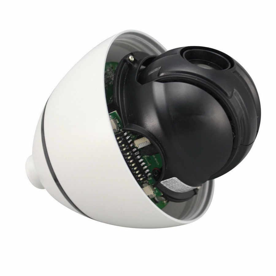 Cctv безопасности 1080 P HD ahd камера PTZ наружная мини скорость купольная панорамная камера наклон 4x зум видеонаблюдение RS485 2mp ahd 2000TVL PTZ cam