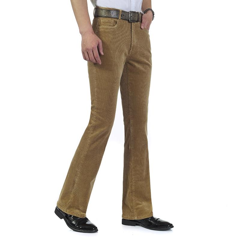 corduroy bootcut pants - Pi Pants
