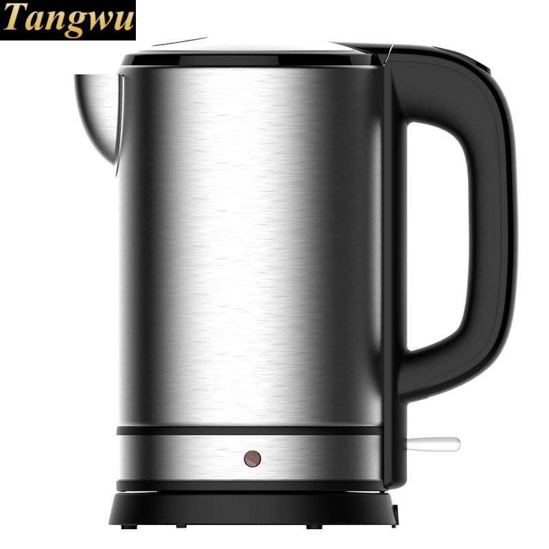Electric kettle household 304 stainless steel automatic power failure 1.7L
