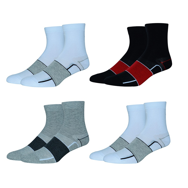 2017 Outdoor Sports Socks Breathable Cycling Bike Socks Football Basketball Walking Running Sports Socks Travling Sport Sock