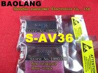 1pcs The Free Shipping S AV36 SAV36 RF POWER AMPLIFIER MODULE