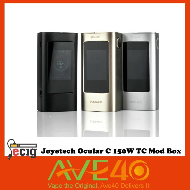 Original Joyetech Ocular C 150W TC Mod Box Mod Bluetooth CTP touchscreen 150W VS IJOY