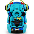 High end five point child safety seat ISOFIX hard seat  baby car seat for 0-9 years old