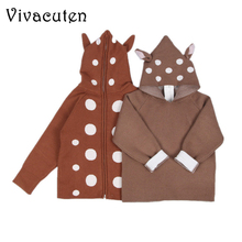 2b837cedd Buy children sweater with deer and get free shipping on AliExpress.com