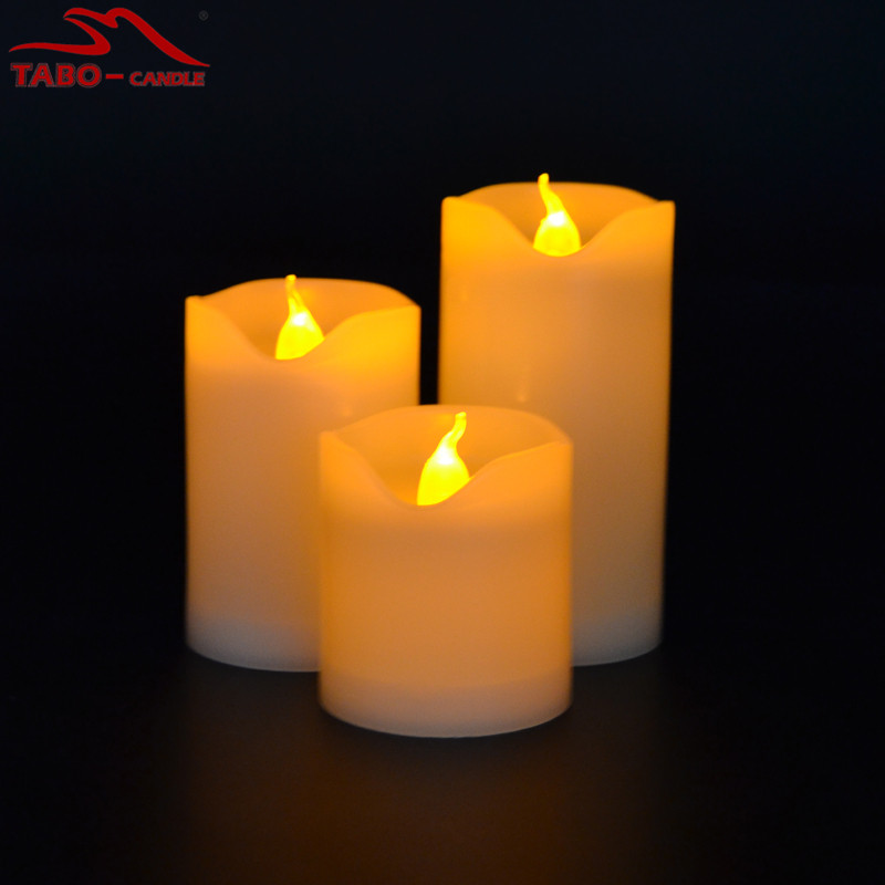 High Quality Flameless Candle Small Battery Operated LED Candle Flameless Outdoor Led Candle  Cheap Led Dinner Candle With High Quality In Underwear From Mother U0026 Kids  On ...