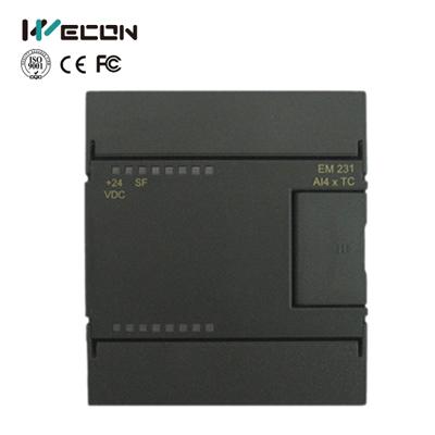 Wecon plc módulo de entrada de resistência Térmica 4 AI * IDT e compatível s7 200 módulo