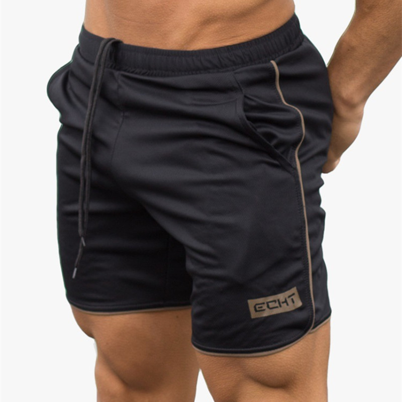 MuscleAesthes 2018 Men's Casual Summer Shorts Sexy Sweatpants Male Fitness Bodybuilding Workout Man Fashion Crossfit Short pants