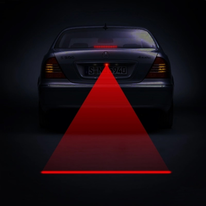 Car fog light laser Brake Parking Light Tail safety Anti Collision For Honda CRV Accord Odeysey Crosstour FIT Jazz City Civic