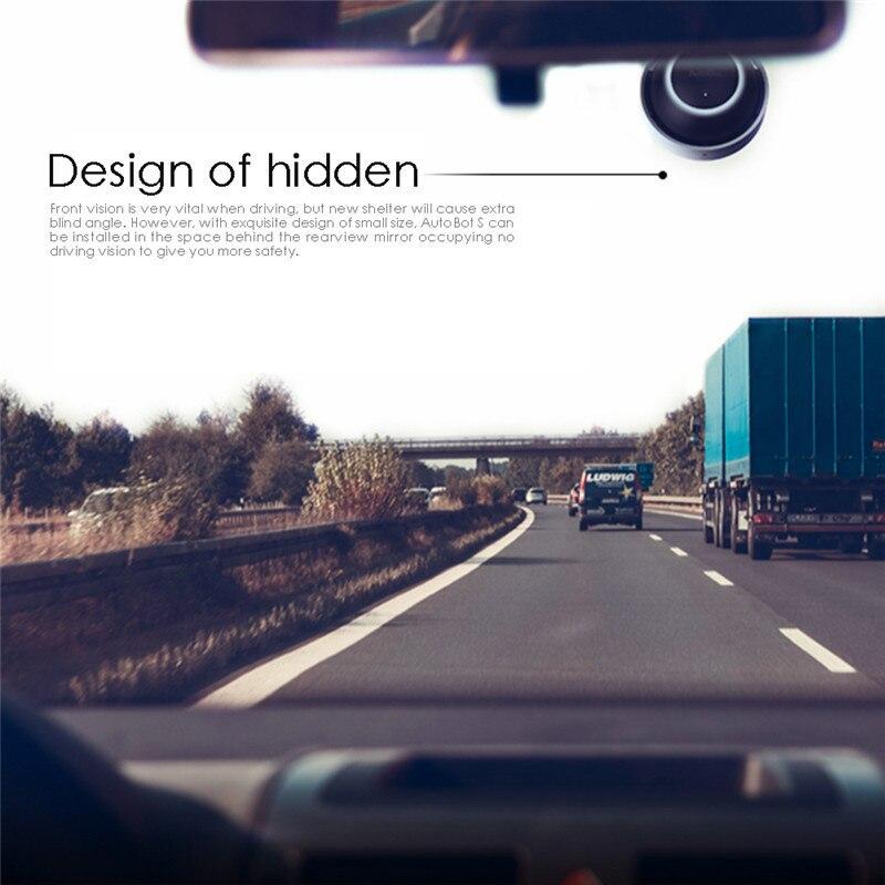 Autobot FHD 1080P Car Camera Eye Smart Car DVR 6G1R WiFi Dash Cam Video Recorder G Sensor WDR Night Vision Dashcam S2L33M - 2