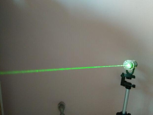 New 20000mw 20w 532nm Green laser pointer Focusable burn matches lit cigarette Hot baby