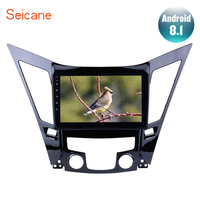 Seicane 9 Android 8.1 Car Multimedia Player GPS Navigation system For 2011 2015 HYUNDAI Sonata i40 i45 Support TPMS TV Tuner