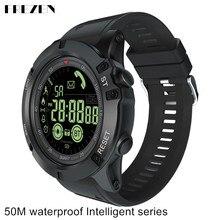 FREZEN Waterproof Sports Smart Watch EX17S Outdoor Bluetooth Pedemeter Call Remind Remote Camera Long Standby Smartwatch
