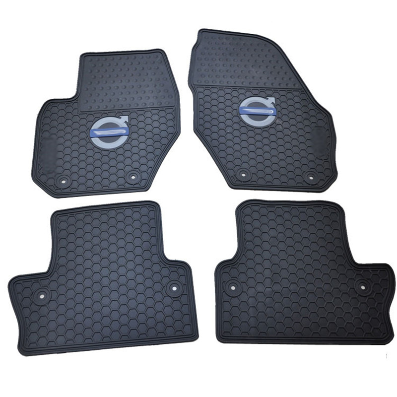 Online Buy Wholesale Volvo S40 Rubber Floor Mats From