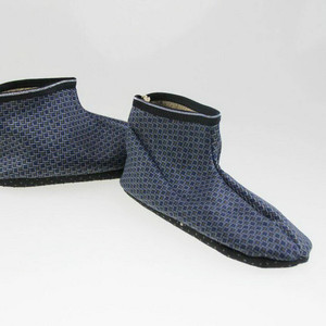 Image 5 - 新到着冬イスラム教徒祈り靴下イスラムを暖かい床革ベルベット靴下冬の靴下男性靴下カシミヤ男性ギフト