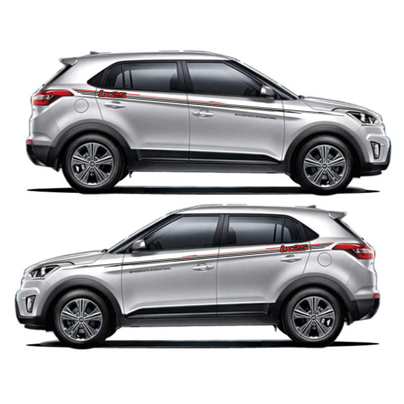TAIYAO car styling sport car sticker For Hyundai IX25 Creta Mark Levinson car accessories and decals auto sticker цена